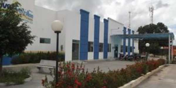 Sede da Prefeitura Municipal, Por jarde