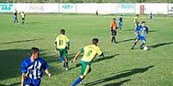 Futebol em Centro Novo do Maranh�o-Foto:marcosleitte