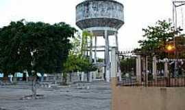 Chapadinha - Chapadinha-MA-Antiga Caixa D´Água da CAEMA-Foto:josé Ayres