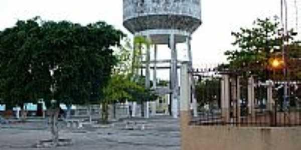 Chapadinha-MA-Antiga Caixa D´Água da CAEMA-Foto:josé Ayres