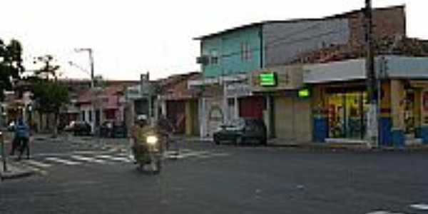 Chapadinha-MA-Centro da cidade-Foto:josé Ayres