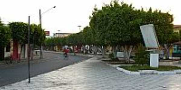Chapadinha-MA-Praça da Bíblia-Foto:josé Ayres