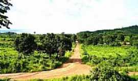 Cidel�ndia - Estrada de acesso � Rodovia do arroz-Foto:JOSE WILSON