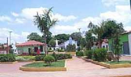 Cidel�ndia - Pracinha da Igreja por Nando Cunha