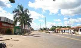 Codó - Codó-MA-Avenida Santos Dumont-Foto:Antonio R. Rodrigues Neto