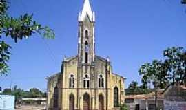 Cod� - Igreja de Santa Rita de C�ssia e Santa Filomena em Cod�-MA-Foto:Ant�nio Brand�o