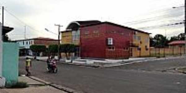 Coelho Neto-MA-Pr�dio da C�mara Municipal-Foto:DJ Richard Cabrera
