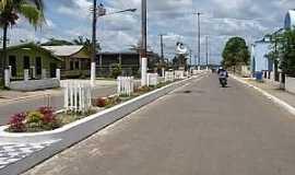 Manicoré - Manicoré-AM-Avenida Principal-Foto:brasilviagemfantastica.
