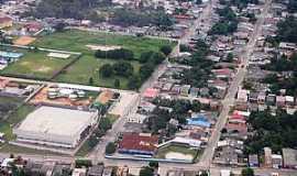 Manicoré - Manicoré-AM-Vista parcial da cidade-Foto:mochileiro.tur.br