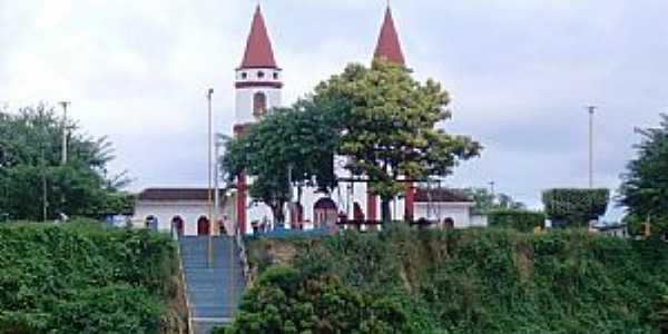 Manicoré-AM-Igreja Matriz-Foto:josafa pedraca