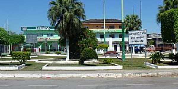 Manicoré-AM-Prefeitura Municipal-Foto:Abimael Alernander