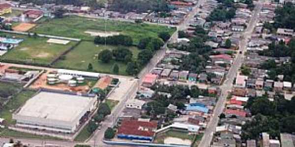 Manicoré-AM-Vista parcial da cidade-Foto:mochileiro.tur.br