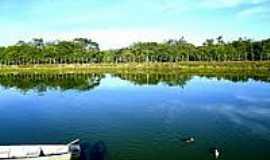 Colinas - Lago da Pousada Náutica-Foto:J.WILSON