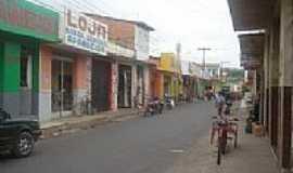 Dom Pedro - Rua da Cidade