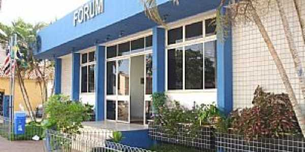 Esperantinópolis-MA-Prédio do Fórum-Foto:ELISMÁ FERRE