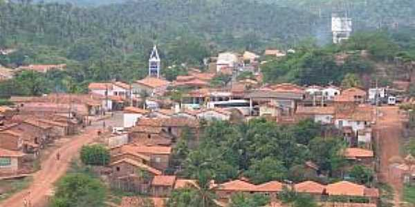 Esperantinópolis-MA-Vista parecial da cidade-Foto:ELISMÁ FERRE