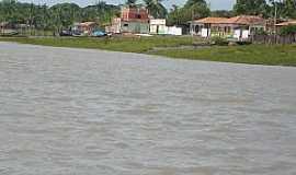 Estandarte - Estandarte-MA-Rio Santa Cruz e a Vila-Foto:Iolanda Miranda