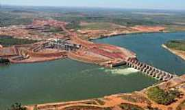 Estreito - Estreito-MA-Construção da Usina Hidroelétrica no Rio Tocantins-Foto:Jose Wilson
