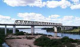 Estreito - Estreito-MA-Ferrovia Norte-Sul,Ponte sobre o rio Tocantins-Foto:Nando Cunha