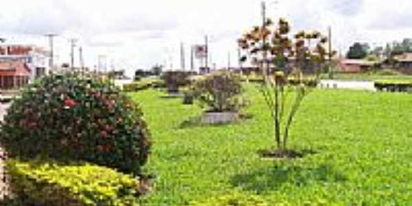 Estreito-MA-Jardins na BR-010,entrada da cidade-Foto:Nando Cunha