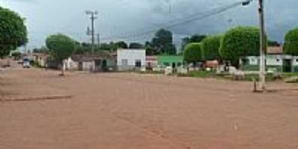 A cidade de Feira Nova do Maranhão-MA-Foto:Site PMFNM