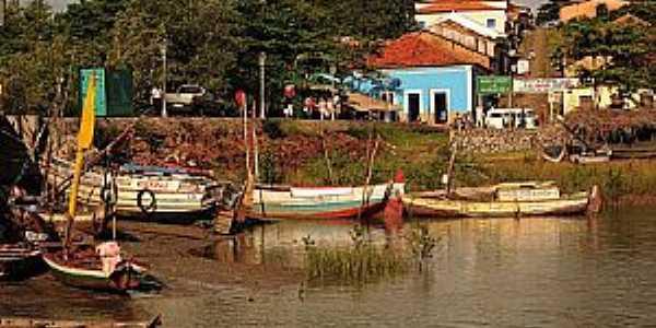 Fernando Falcão-MA-Orla do rio Alpercata-Foto:tubinews.com