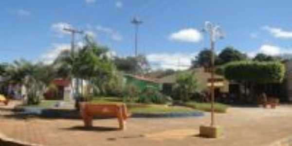 Praça Martinha Bezerra, Por x