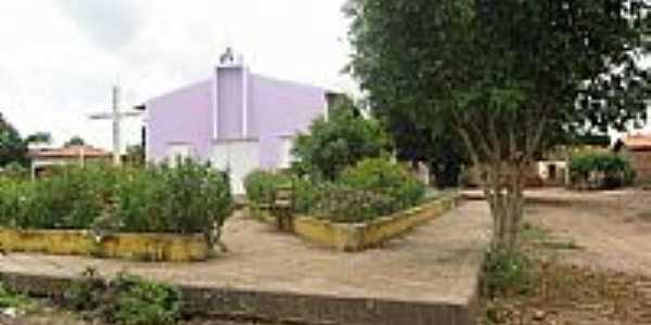 Fortuna-MA-Igreja Matriz de São José município de Fortuna-Foto:Jose Wilson