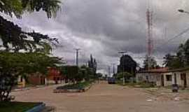 Godofredo Viana - Avenida central em Godofredo Viana-Foto:mp.ma.