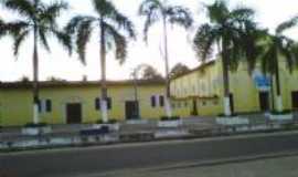 Godofredo Viana - praça da matriz, Por M. Reis