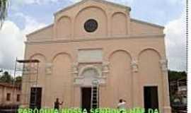 Godofredo Viana - Paróquia de N.Sra.Mãe da Igreja em Godofredo Viana-Foto:diocesezedoca-ma.
