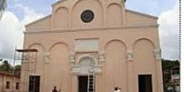 Par�quia de N.Sra.M�e da Igreja em Godofredo Viana-Foto:diocesezedoca-ma.