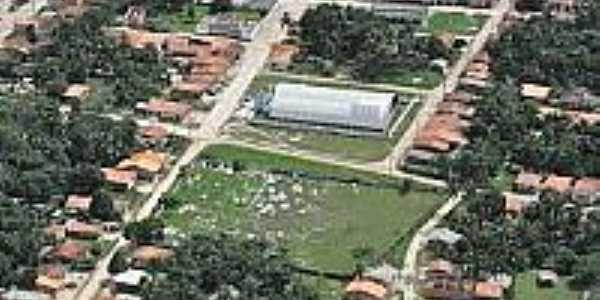 Vista aérea de Godofredo Viana-Foto:acaogodofredo.