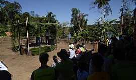Massauari - Massauari-AM-Centro da Comunidade-Foto:salvavidasamazonia.