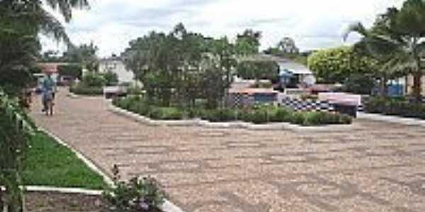 Praça João Afonso Cardoso, Por Mayton Lima Morais