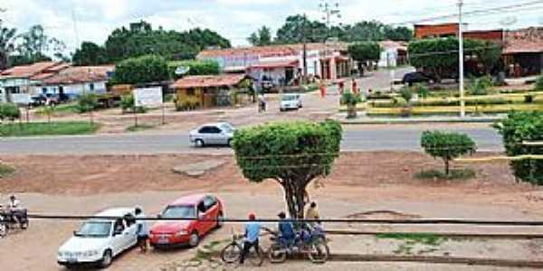 Imagens da cidade de Governador Newton Bello - MA