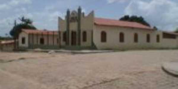 Igreja Batista-Sede, Por Ronaldo
