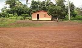 Graça Aranha - Graça Aranha-MA-Casa típica no Povoado Creoli-Foto:jurandir borges carvalho