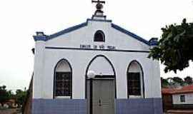 Graça Aranha - Graça Aranha-MA-Igreja de São Miguel no Povoado Creoli Sinhá-Foto:jurandir borges carvalho