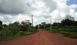 Graça Aranha - Graça Aranha-MA-Rua Externa no Povoado Creoli-Foto:jurandir borges carvalho
