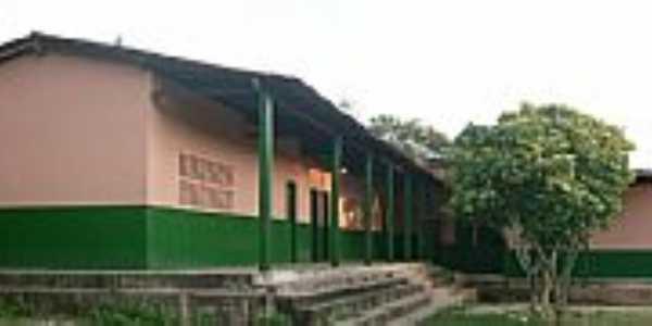 Graça Aranha-MA-Escola Municipal-Foto:escolagracaaranhacom.