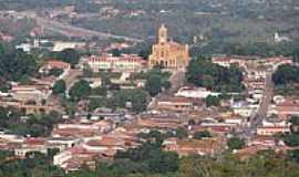 Grajaú - Vista do centro de Grajaú-Foto:Italberto