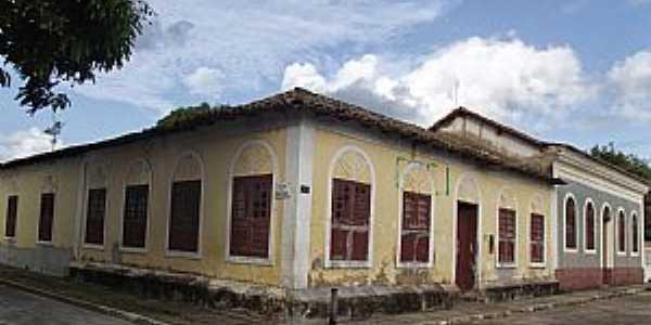 Guimarães-MA-Casario de arquitetura colonial-Foto:Marinelton Cruz
