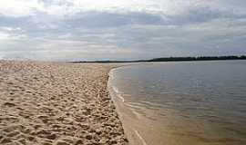 Maués - Maués-AM-Praia Ponta da Maresia-Foto:Ricardo Soares
