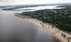 Maués - Maués-AM-Vista aérea-Foto:acritica.uol.com.br