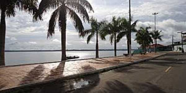 Maués-AM-Avenida Antártica-Foto:Ricardo Soares
