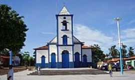 Humberto de Campos - Igreja Matriz  foto por Dulcin�a Lopes Espindola dos Santos