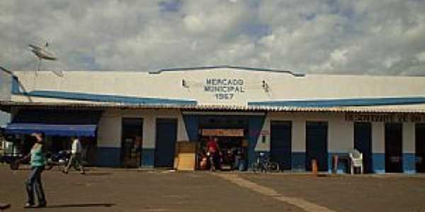 Igarapé Grande-MA-Mercado central-Foto:rodolformr