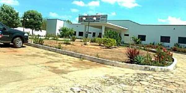 Igarap� Grande-MA-Unidade Hospitalar-Foto:jeanmarcosss