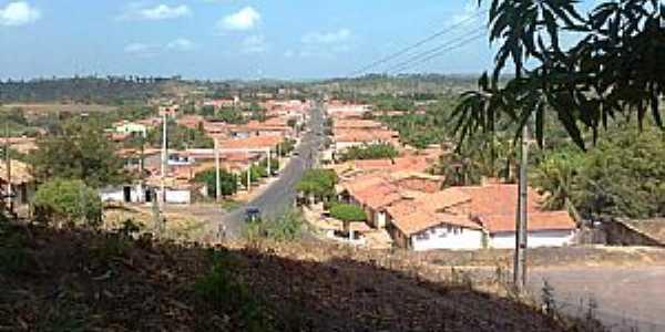 Igarapé Grande-MA-Vista do centro da cidade-Foto:jeanmarcosss